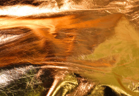 luxuriously: abstract background with golden dunes and movements of lights Stock Photo