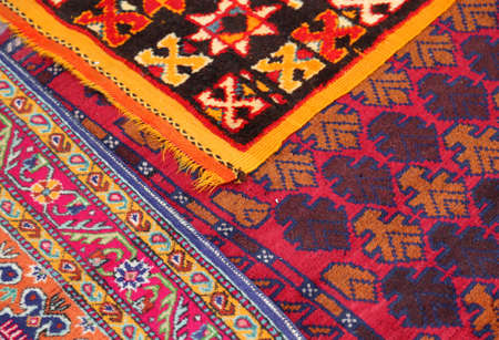 precious Oriental rugs for sale at market
