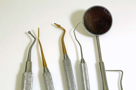 Dental equipment for tooth cleaning and caries control