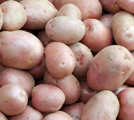 red potatoes a very valuable quality to prepare many meals