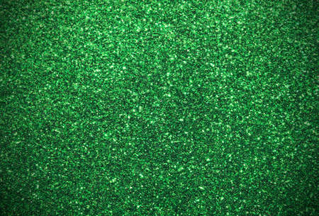 glitter background green bright
