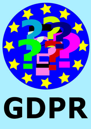 GDPR General Data Protection Regulation. This is a directive of  European Union about data protection and privacy for all individuals in the Europe