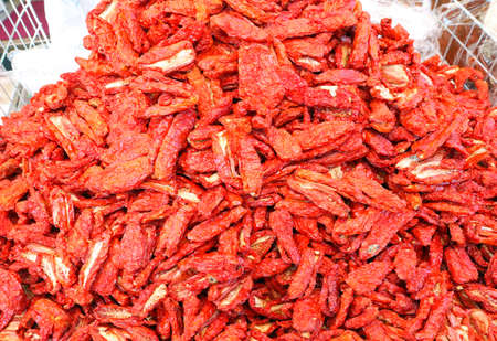 sundried tomatoes for sale at european market