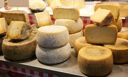 dairy that sells cheese seasonings such as pecorino or parmesan