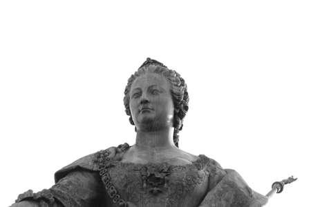 Monument to Maria Theresa in Vienna Austria