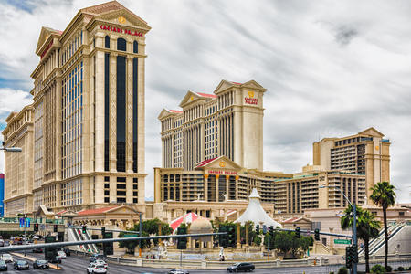 Caesars Palace is a AAA Four Diamond luxury hotel and casino in Paradise, Nevada, United States. The hotel is situated on the west side of the Las Vegas Strip between Bellagio and The Mirage. It is one of the most prestigious casino hotels in the world an Editorial