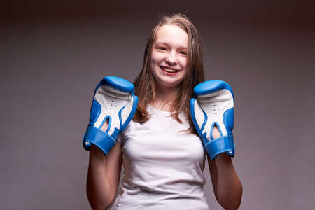 Most boxers use the gloves on the Velcro, as the most convenient