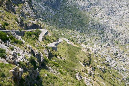 Tramuntana mountain range, Mallorca, Balearic islands Stock Photo - 8574614