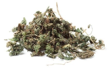diuretic: Dried stringing nettle used as diuretic or herbal tea