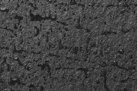 dark grey slate: Wet slate texture, macro shot