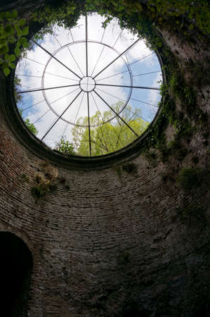 patrick: St. Patrick well (Pozzo di S. Patrizio) in Orvieto, Umbria, Italy
