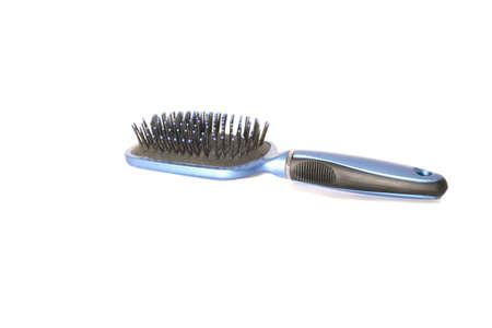 comb hair: Capelli pettine primo piano