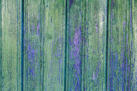 old wooden background in the street close-up