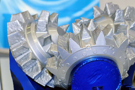 Tricone oil drill bits for drilling wells for oil and gas production
