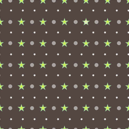 atypical: The vector illustration brown pattern for background