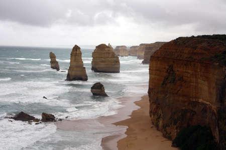 Twelve Apostles, Port Campbell Australia