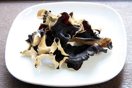 Chinese herb - Dried Black Fungus