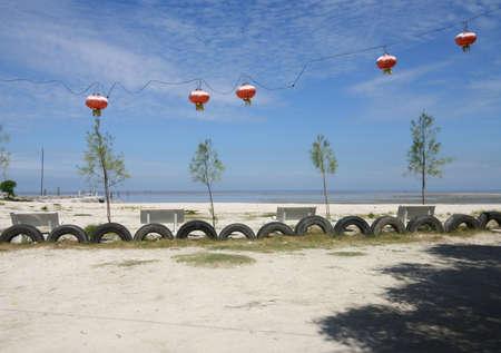 Redang Beach, Sekinchan Selangor, Malaysia