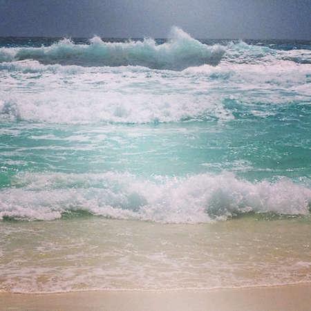 mexico beach: Cancun Mexico beach