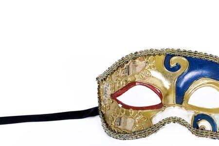 carnivale: old carnival mask