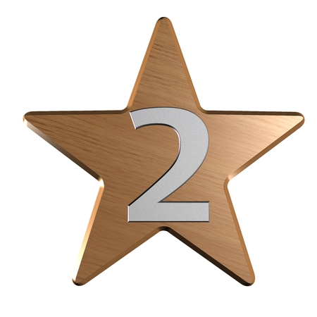 rate star number 2 3d