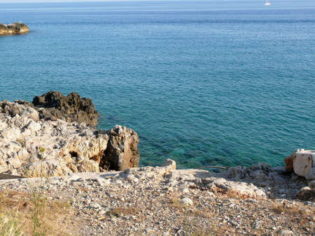 seacoast: notched seacoast