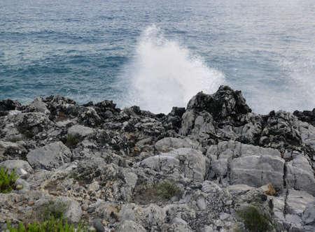swell: swell (Marina Camerota - Italy)