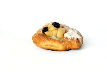 zeppola: Italian dessert called zeppola typical of saint Giuseppe (Joseph) day
