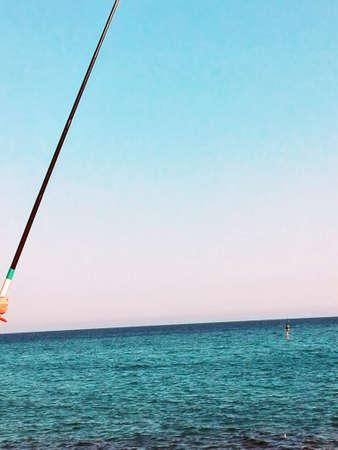 amusment: Fishing rod