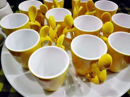 pewter mug: Tableware