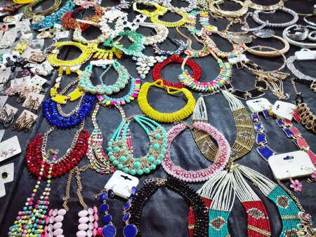 Clothing accessory street seller
