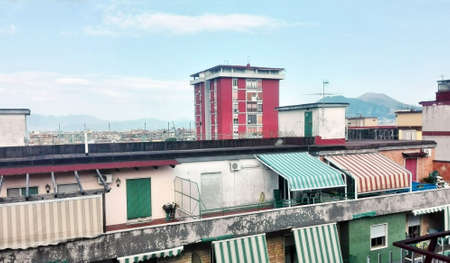 inhabit: Populated Naples district