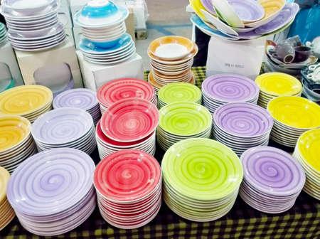 ceramicist: Houseware Stock Photo