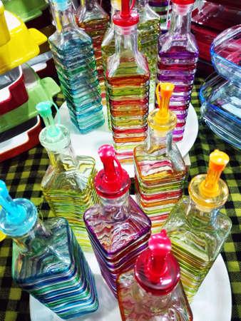 ceramicist: Bottles