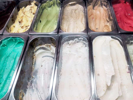 vendor: Ice cream vendor
