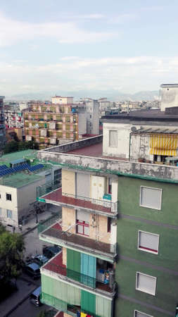 inhabit: Naples neighborhood