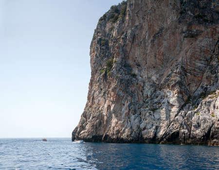 palinuro: Foreland: Capo Palinuro, Italy