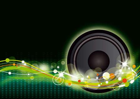 Music background design Stock Vector - 13786838
