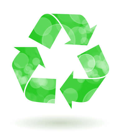 Recycle design photo