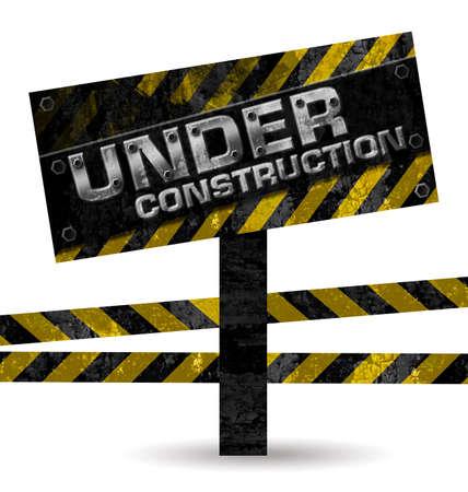 Under construction design photo