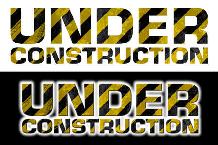 Under construction design photo