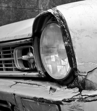 Car old photo