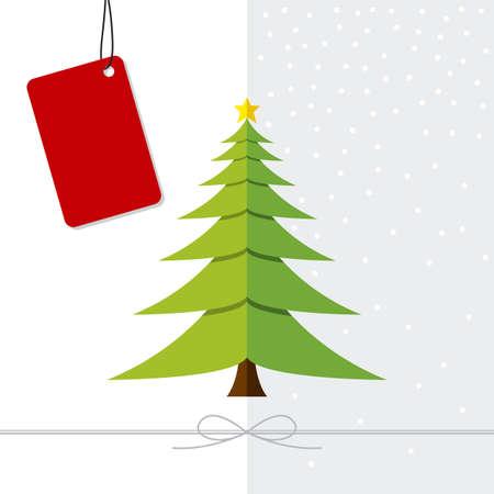 tally: Christmas tree design
