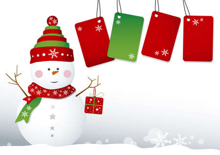 Christmas background design for sale Stock Vector - 16462538