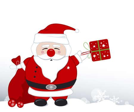 Santa claus design for christmas Stock Vector - 16462541