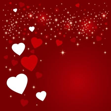 Valentines background Illustration
