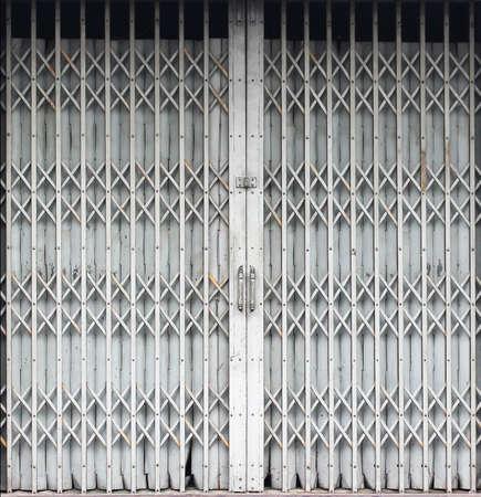 Door metal photo