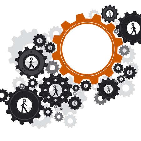 gear wheel: Human gear design