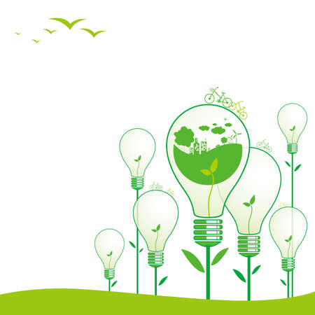 Ecology concepts  Vector