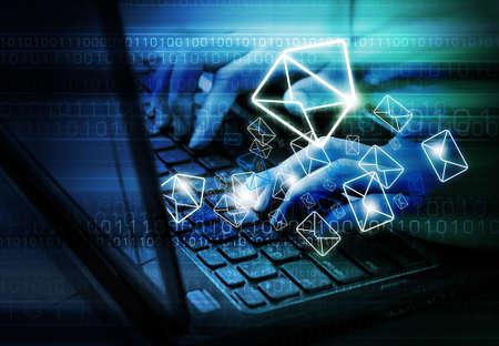 電子メールの送信